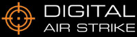 Digital Air Strike San Jose CA Logo