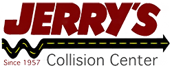 Jerrys Collision Baltimore MD logo