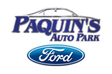 Burt Paquin Ford Logo Saint Albans, VT