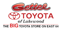 Gettle Toyota Lakewood Logo
