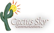 Cactus Sky Digital Communications