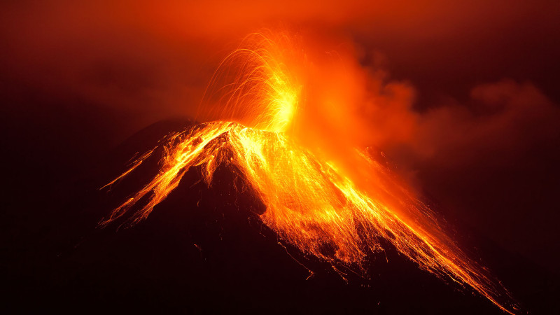 Volcano Eruption Explode Ss 1920 800×450