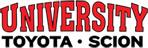 University Toyota Logo