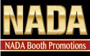 NADA booth promotions