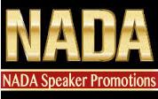 NADA Speaker promotion